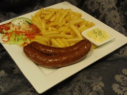 braadworst menu