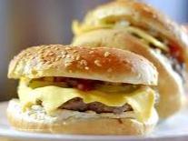 broodje cheeseburger