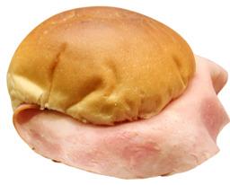 Broodje ham