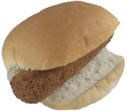 Broodje met