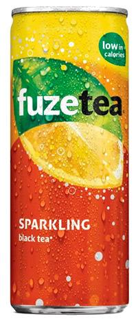 Ice Tea Sparkling blik