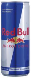 Red bull 0,25