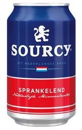 Sourcy sprankelend