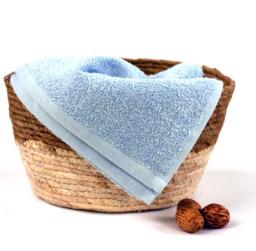 Handdoeken, Licht blauw