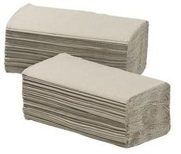 Z-vouw handdoekjes naturel 1-laags