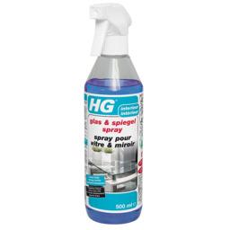 HG Glas & Spiegelspray