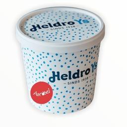 Heldro ijs beker Aardbei 950ml