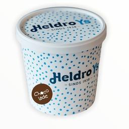Heldro ijs beker Chocolade 950ml