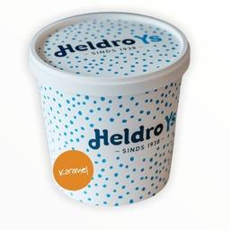 Heldro ijs beker Karamel 950ml