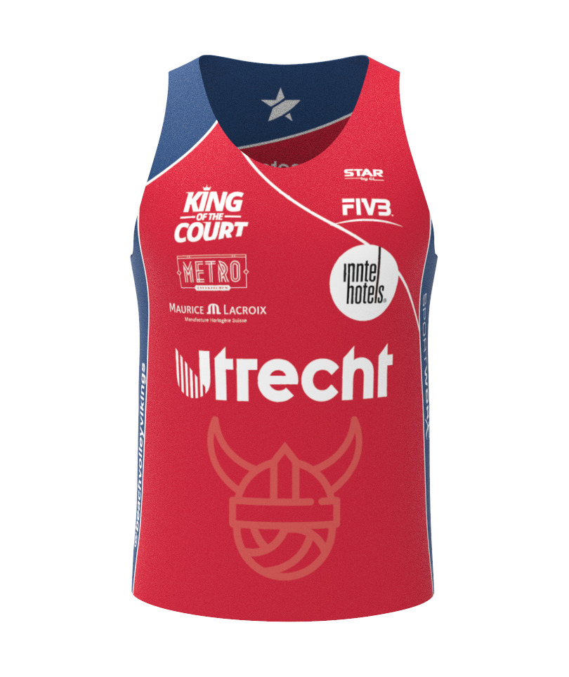 Singlet Beachvolley Vikings