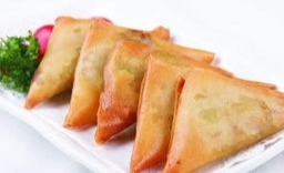 curry triangels 10 stuks
