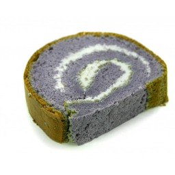 FLUFFY TARO SWISS ROLL