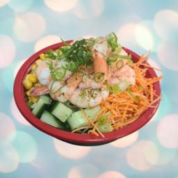 poké bowl ebi