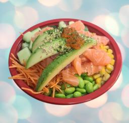 poké bowl sake