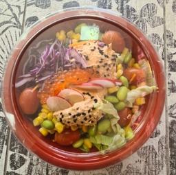 Salade SAKE-ZALM