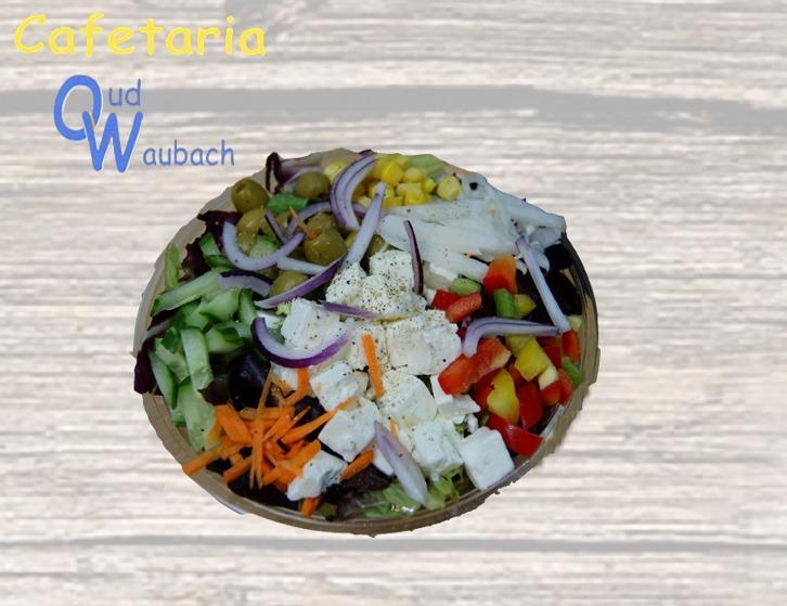 Griekse Fèta Salade