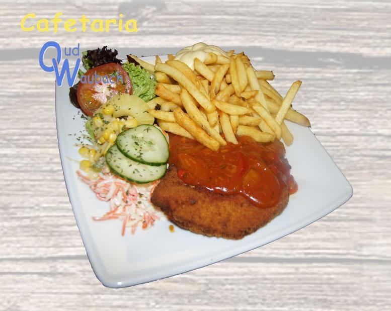 Kipschnitzel Schotel